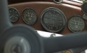 Armaturenbrett Saurer Lastwagen / Dashboard of a Saurer Truck